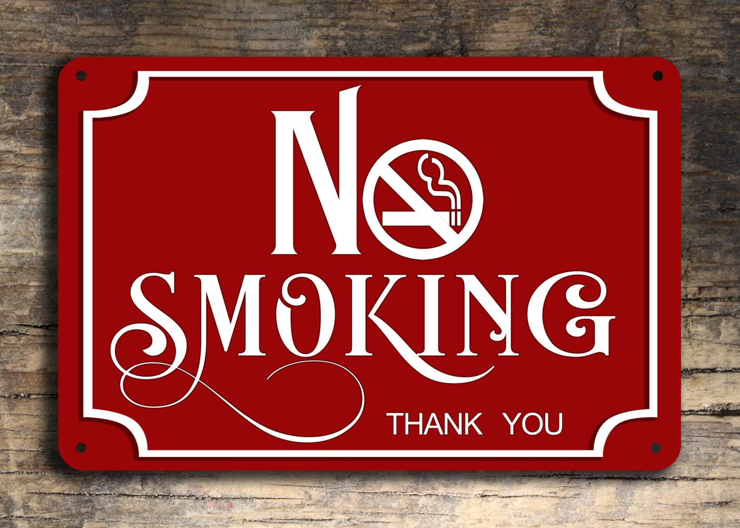banning smoking in public places facts